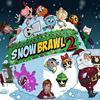 Adventure Time Игра в снежки