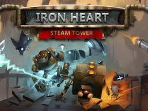 Железное сердце. Паровые башни