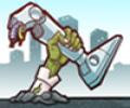 Роботы против Зомби