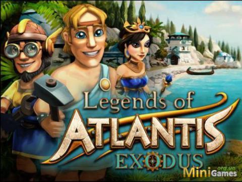 Legends of Atlantis: Exodus Исход