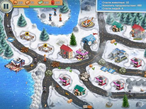 Отважные спасатели 4 - скриншот 2