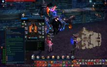 Скриншот игры TERA: The Battle For The New World эквип игроков