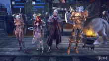 Скриншот игры TERA: The Battle For The New World персонажи