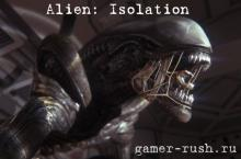 Alien: Isolation - новый survival horror.