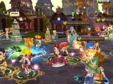 Скриншот игры - Драконика