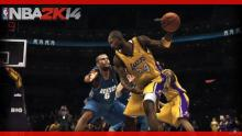 Баскетбол на высоком уровне в исполнении NBA 2K14