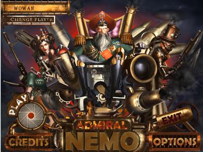 Игра Адмирал Немо