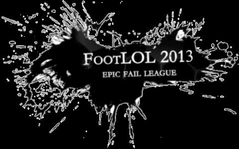 Foot LOL: Epic Fail League
