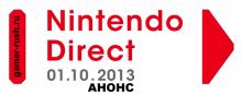 Анонс Nintendo Direct.